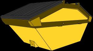 yellow skip nottingham, colson skips