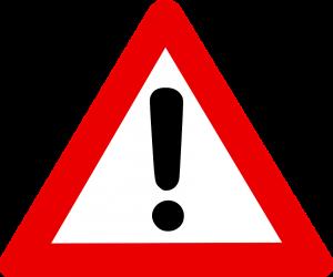 warning sign colson skips