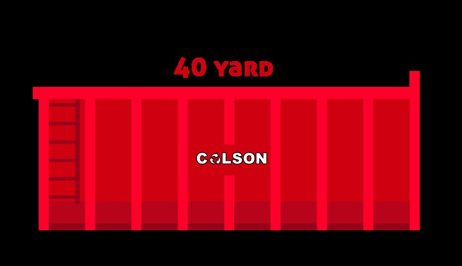 colson 40 yard skip