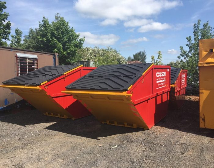 skip hire beeston